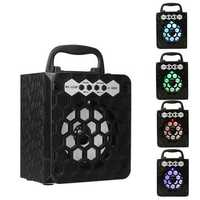 MS-131BT bluetooth Wireless Portable Speaker Super Bass with USB TF AUX FM Radio