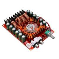 TDA7498E 160W+160W BTL Power Dual Channel Audio Stereo Digital Amplifier Board