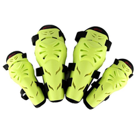 Multicolor Motorcycle Outdoor Sports Riding Protective Elbow Knee Pads