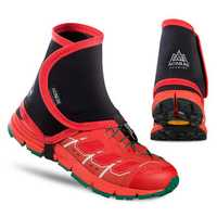 AONIJIE 36-43 Size Shoe Covers Outdoor Climbing Cycling Waterproof Snow Legging Windproof Hiking Equipment