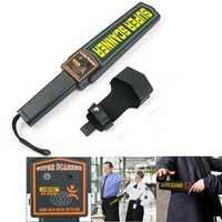 ANENG MD3003B1 Portable Handheld Security Metal Detector High Sensitivity Metal Scanner Alarm & Vibration Super Scanner Metal Finder