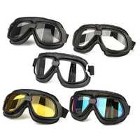Motorcycle Goggles Motor Bike Bike Helmet Eye Protection Glasses