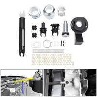 Bonnet Release Lock Repair Kit Latch Catch for Ford Focus MK2 2004-2012 1355231