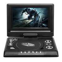 7.8 Inch Portable TV Program Game 270 Degree Rotation Car DVD Player