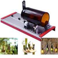 Glass Wine Bottle Cutter Cutting Machine Beer Jar DIY Kit Craft Recycle Tool