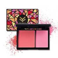 Face Palette Makeup Pink Blusher
