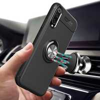 Bakeey 360° Rotating Ring Holder Magnetic Adsorption Shockproof Protective Case for Xiaomi Mi9 SE