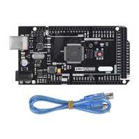 MKS-Mega 2560 Module Ramps 1.4 DIY Controller 24V For Arduino R3 Board With USB Cable 3D Printer Parts