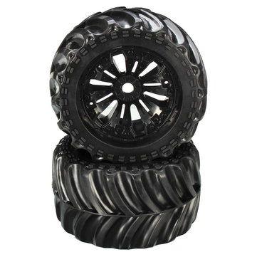 JLB Racing CHEETAH 1/10 Brushless RC Car Monster Trucks 11101 2PCS Wheel