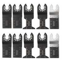 10pcs Saw Blades Oscillating Multitool for Porter Cable Oscillating Tools
