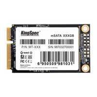 Kingspec mSATA Internal Solid State Drive mSATA Hard Drive SSD For Laptop Desktop 64/128/256/512GB