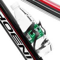 BIKIGHT 3K Full Carbon Fiber Mountain Road Bicycle Bike Water Bottle Holder Cage Drink Holder Rack