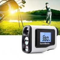 600m Golf Rangefinder HD LED Screen Display High Precision Electronic Ruler Handheld Monocular