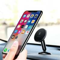 Baseus Metal Powerful Magnetic Car Dashboard Phone Holder Stand for Samsung Xiaomi Mobile Phone