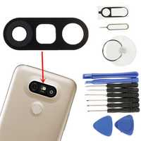 Rear Camera Mirror Lens Cover Replacement+Tools For LG G5 H820 H830 VS987 LS992 US992 H850