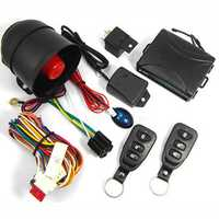 Universal 8113 Car Alarm Automatic Latch without Password Security Chip Central Locking