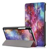 Tri Fold Colourful Case Cover For 8 Inch Huawei Honor Waterplay Tablet