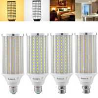 ARILUX® E27 B22 40W Warm White Pure White SMD5730 360 Degree 210LEDs Corn Light Bulb AC220V