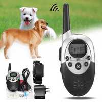 FOCUSPET Dog Stop Barking Collar Remote lCD Control Anti Bark Waterproof Pet Training Collar Trainer