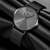DEFFRUN DQ0003 Ultra Thin Casual Style Women Watches