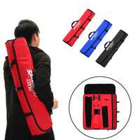 Portable Adjustable Strap Archery Hunting Takedown Recurve Bow Bag Case Backpack