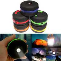 100LM Portable Waterproof LED Camping Tent Light Outdoor Emergency Lantern Battery Flashlight Lamp