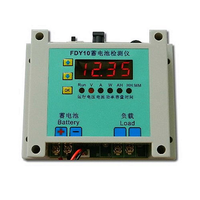 FDY10-S 1V~20V 0.4-10A Universal Battery Capacity Tester Detector Discharge Checker Battery Capacity Tester