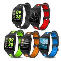 KALOAD Silicone Watch Bracelet Wristband Band Watch Strap For XANES W1 Smart Watch