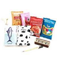 WAM PC-CB01 Potato Chips Pencil Case School Stationery Pencil Bag Pen Box for School children