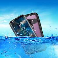 Bakeey IP68 Certified Waterproof Case For Samsung Galaxy S9 Plus Underwater 2m Shockproof Snowproof