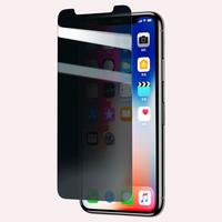 Baseus Anti Spy 0.3mm Anti fingerprint Tempered Glass Screen Protector For iPhone XS/X