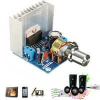 15W TDA7297 Dual-Channel Amplifier Board For Arduino