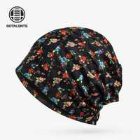 Women Thin Breathable Lace Outdoor Beanies Cap
