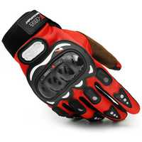 Motorcycle Bicycle Full Finger Outdoor Riding Motocross Anti-Slip Breathable Gloves