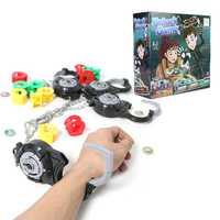 MoFun1254 Unlock Maze Handcuffs Board Game Toy Children Puzzle Interactive Novelties