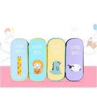 Cute Student Pen Bag Pencil Case Travel Cosmetic Makeup Bag Pouch Box Storage
