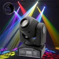 U`King 30W Voice Activated LED RGB Stage Light DMX512 Disco DJ KTV Bar Effect Xmas Lamp AC110-240V