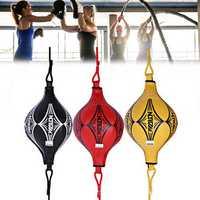 Double End Boxing Speed Ball Sanda Equipment Punching Bag Training Boxing Speed Bag