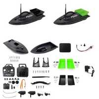 Flytec 2011-5 Generation Fishing Bait Rc Boat Kit Without Circuit Board Battery Motor Servo