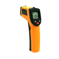 GM320 -50 to 420℃ Digital Infrared Thermometer Non-Contact Infrared IR Thermometer Temperature Lase