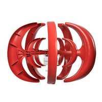 12V/24V 400W Wind Turbine Wind Generator Lantern Permanent Magnet Alternato with windmill Controller