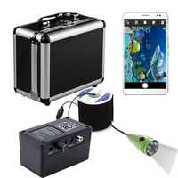 HD 2.4G Wifi 1000TVL Wireless Underwater Camera Fishing Fish Finder Fishfinders