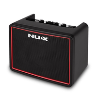 NUX Mighty Lite BT Portable Electric Guitar Amplifiers Mini bluetooth Speaker with Tap Tempo