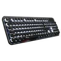 Royal Kludge RK960 bluetooth Wired Dual Mode White Backlit Mechanical Gaming Keyboard