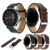 Bakeey Replacement leather Watch Band Strap Suitable for Samsung Galaxy 46mm Smart Watch
