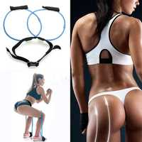 KALOAD 40/50LB Booty Resistance Bands Belt Sports Exercise Trainer Men Women Fitness Glute Body Shaping