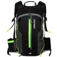 CoolChange 10L Ultralight Waterproof Sports Breathable Backpack Bicycle Bag Folding Water Bag