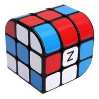 Classic Magic Cube Toys 3x3x3 PVC Sticker Block Puzzle Speed Declining Cube