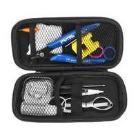 16 in 1 Vape Tool Kit For RDA RDTA RTA Atomizer Vaporizer DIY Master Tools Kit Bag