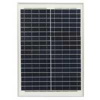 18V 20W Solar Panel For Outdoor Fountain Pond Pool Garden With Crocodile Thread